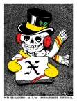 12.5.13 X at Ventura Theater - Artist: Dale Flattum RAMENROYALE.COM